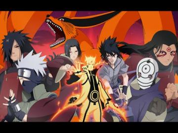 Naruto Shippuuden - Naruto Uzumaki is a loud, hyperactive, adolescent ninja who is constantly looking for approval and r