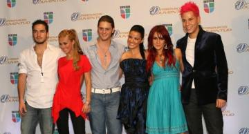 RBD team - Mexican band performing music on the borderline of Latin and pop-rock music, created in 2004 for the