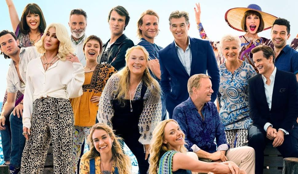 Мюзикъл Mamma Mia!