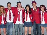 RBD Reblede - Rebels
