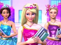 Filme barbie - Barbie é uma boneca de moda produzida pela empresa americana de brinquedos Mattel, Inc., que era um