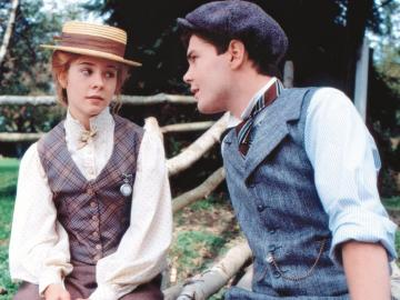 """Ania Shirley and Gilbert Blyth - The new series has the title """"Ania, not Ania"""" and history is not a perfect representation"""