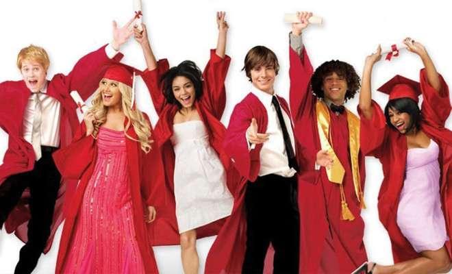High School Musical 3 - High School Musical 3: Senior Year è un film musicale americano del 2008, che è la terza parte del