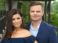 Kasia Cichopek et Marcin Hakie - Le couple est tombé amoureux de la danse avec les stars en 2005.