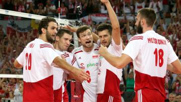 Polish Men's volleyball team - Men's volleyball team (usually also known as the national team, national team, national team) -