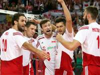 Lengyel nemzeti röplabda-válogatott - Férfi röplabdacsapat (általában nemzeti válogatottnak, nemzeti csapatnak, nemzeti csapatnak is