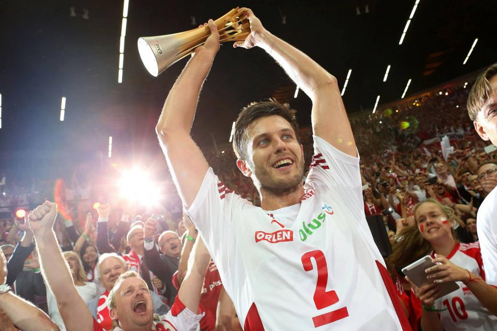 Michał Winiarski - Winiar - Michał Jerzy Winiarski (born September 28, 1983 in Bydgoszcz) - Polish volleyball player, playing a