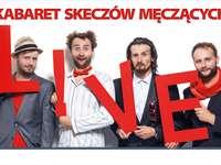 Kabaret Skeczów Tęczących - El grupo de cabaret polaco se creó a principios de 2003 en Kielce. Condujo el programa de cabaret d