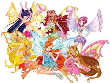 Winx Enchantix - Enchantix can be achieved by dedicating to someone on your planet and saving this person (except Blo