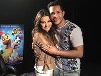 Maite Perroni Christian Chavez