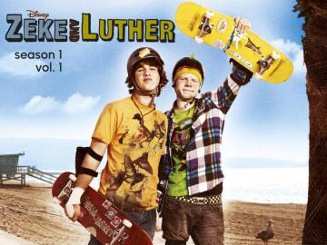 Zeke und Luther - Zeke und Luther (Zeke und Luther, 2009-2012) - Die amerikanische Sitcom strahlte auf dem Disney XD-K
