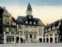 Mairie à Iława