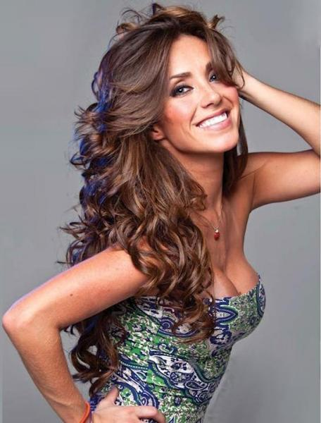 Annie Anahi - Anahí, (actually Anahí Giovanna Puente Portilla) Mexican singer and actress. She played the role o