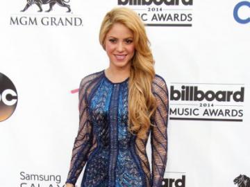 Shakira Isabel - Shakira otrzymała wiele nagród, w tym 5 nagród muzycznych MTV Video Music, 3 nagrody Grammy, 13 n