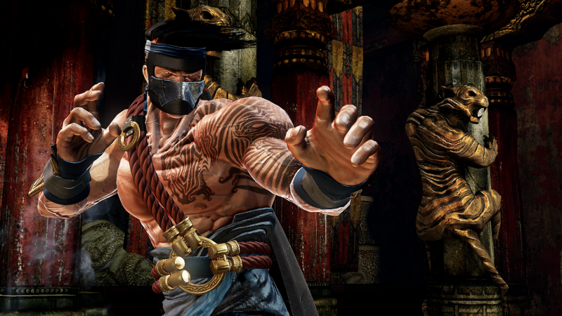 Jago Killer Instinct Play Jigsaw Puzzle For Free At Puzzle Factory