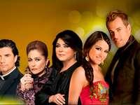 trionfo dell'amore - Il trionfo dell'amore - una soap opera messicana prodotta dal gruppo televisivo Televisa (produ