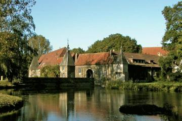 Dulmen town - Dülmen lies in the southern part of the Münsterland region, between the Lippe river in the south,
