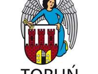 The coat of arms of Toruń