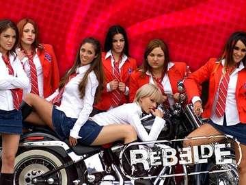 Rebelde rbd - Rebelde (telenovela brésilienne)