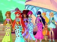 Club Winx - Winx Club (Winx Club) är en italiensk-japansk-holländsk-fransk animerad serie producerad av en reg