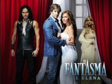 Elenas Geist - Serie - Elena und Eduardo heiraten nach kurzer Beziehung. Im Haus der Familie ihres Mannes erscheint ein geh