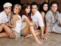 Il ribelle ribelle di Rebelde - Questa soap opera messicana racconta la storia di un gruppo di amici che studiano alla Elite Way Sch