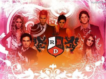 RBD sáv - RBD was a Latin pop group from Mexico that gained popularity from Televisa's TV series Rebelde,