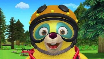Special Agent Oso - Special Agent Oso is an interactive American animated series CGI for a pre-school series of programs