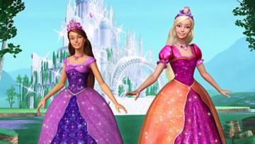 barbie academy of princesses - American animated film from 2011. This is the 20th movie about Barbie's doll. The life of a 17-