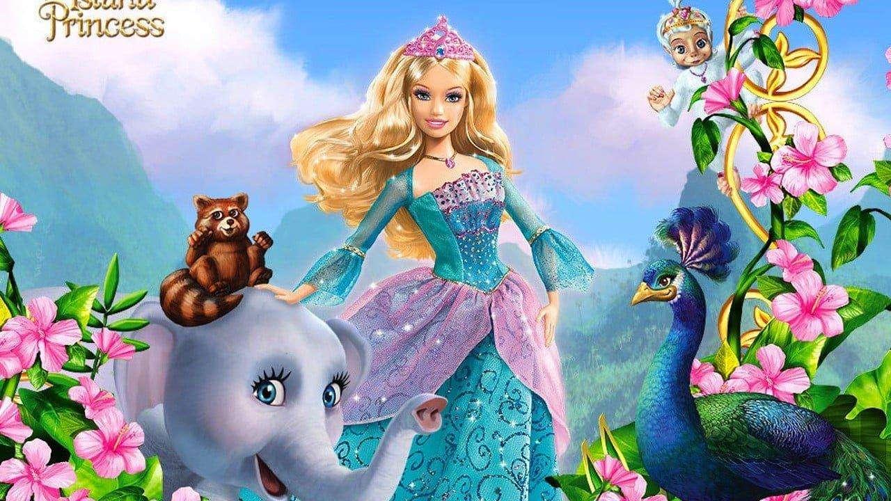 Barbie et la princesse du