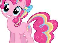 Pinkie Pie - a character from