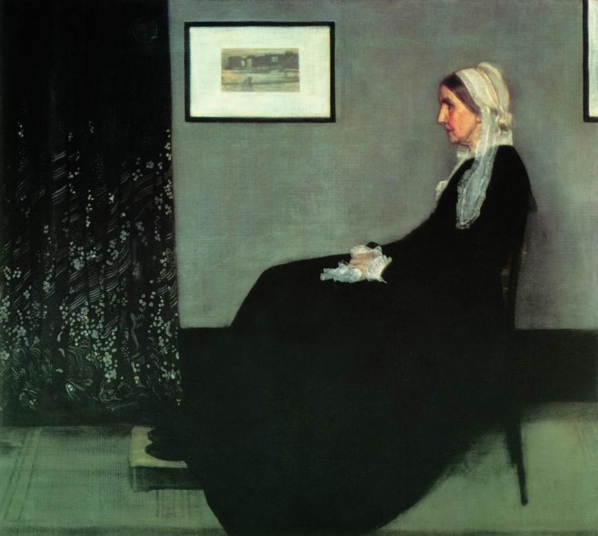Mama lui Whistler