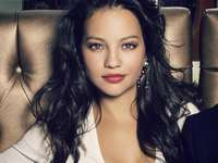 Natalia Reyes - Herečka narozená v Bogotě (Kolumbie).