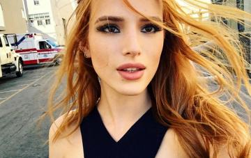 Bella Thorne, Annabella Avery - American actress, singer, dancer and model. Bella Thorne was born in Florida. He has three siblings: