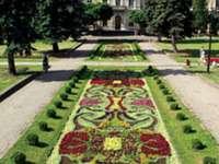 Цветен килим