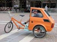 Рикшоу - азиатско превозно средство