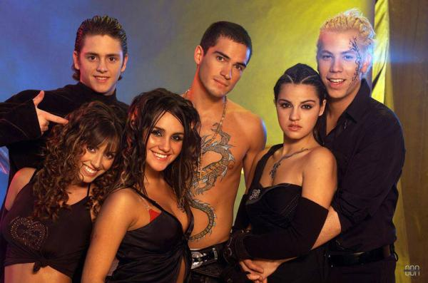 RBD xDxDxD hihi - Il n'y a rien comme rebelde.