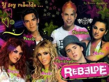 RBD xDxDxD hihi - Nie ma to jak rebelde