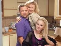 Minden előttünk van - A Nowak család Stefan, Ania és Zuza