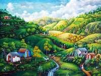 Haitianische Malerei