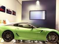 Zöld autó