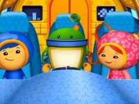 Umizuchy w Umiwozie - Amerykański serial animowany, który swoją premierę w Polsce miał 21 sierpnia 2010 roku na kanal