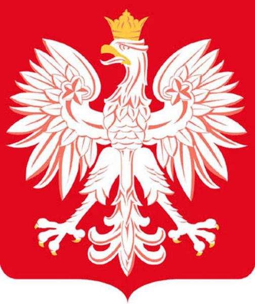 Cresta de polonia - Ułóż hierba Polski (5×5)