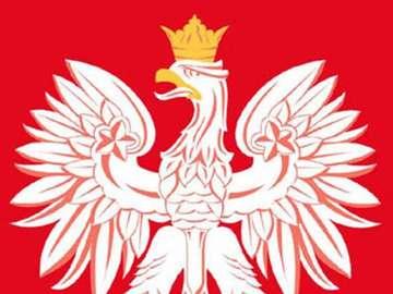 Κορυφή της Πολωνίας - Τακτοποιήστε το οικόσημο της Πολωνίας.