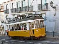 Λισαβόνα-2009_Tram