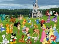 Gyerek történetek - Disney mese karakter