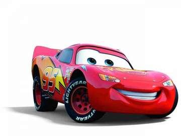 Autos Puzzle 1 - puzzle z bohaterami bajki auta