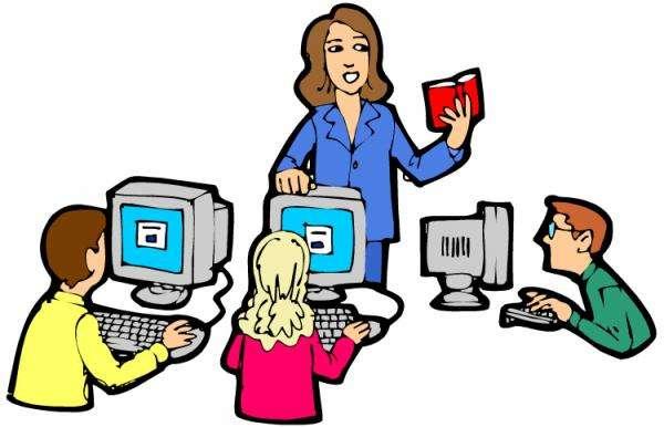 computer lab - Spróbuj ułożyć pracownię komputerową (3×4)