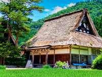 Японски къщи - Къщи и градини в Япония