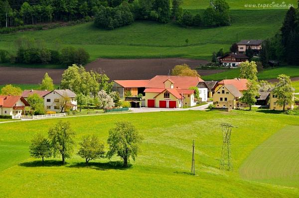 Αγροτικό τοπίο